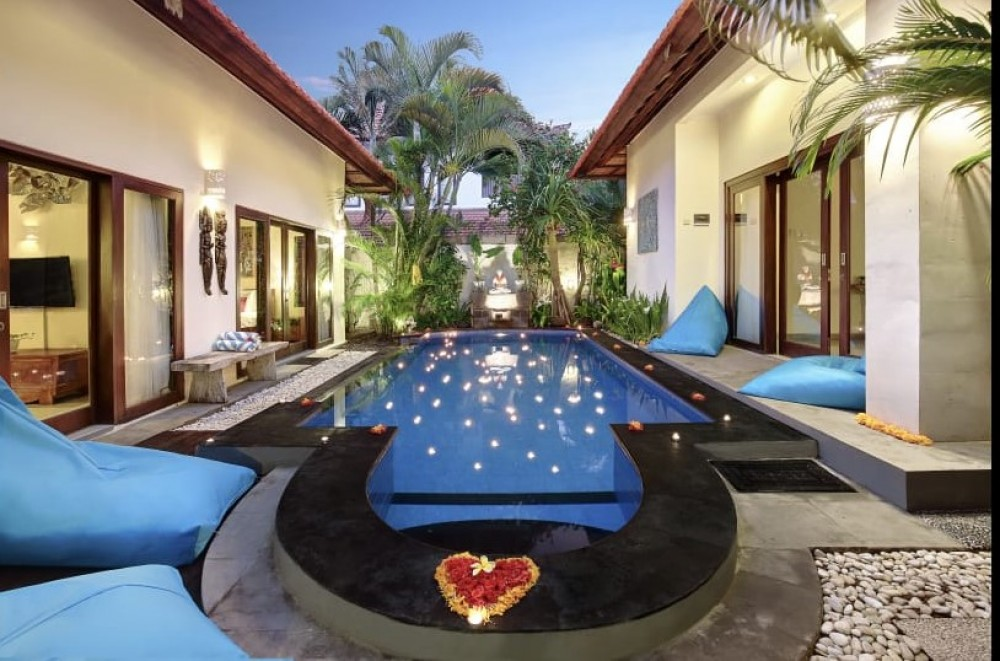Bali villas with a private pool for smart travelers
